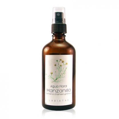 agua floral de manzanilla