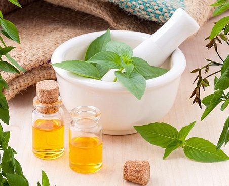 aceites esenciales en la cocina